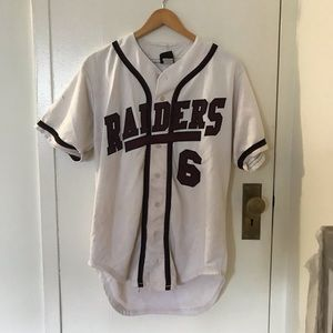 Vintage Raiders 6 jersey